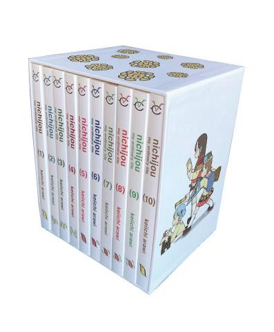 Nichijou 15th Anniversary Box Set