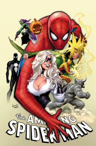 The Amazing Spider-Man #1 (Party Cover)