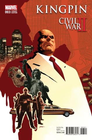 Civil War II: Kingpin #3 (Epting Cover)