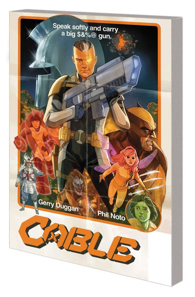 Cable by Gerry Duggan Vol. 1