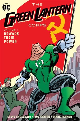Green Lantern Corps Vol. 1: Beware Their Power