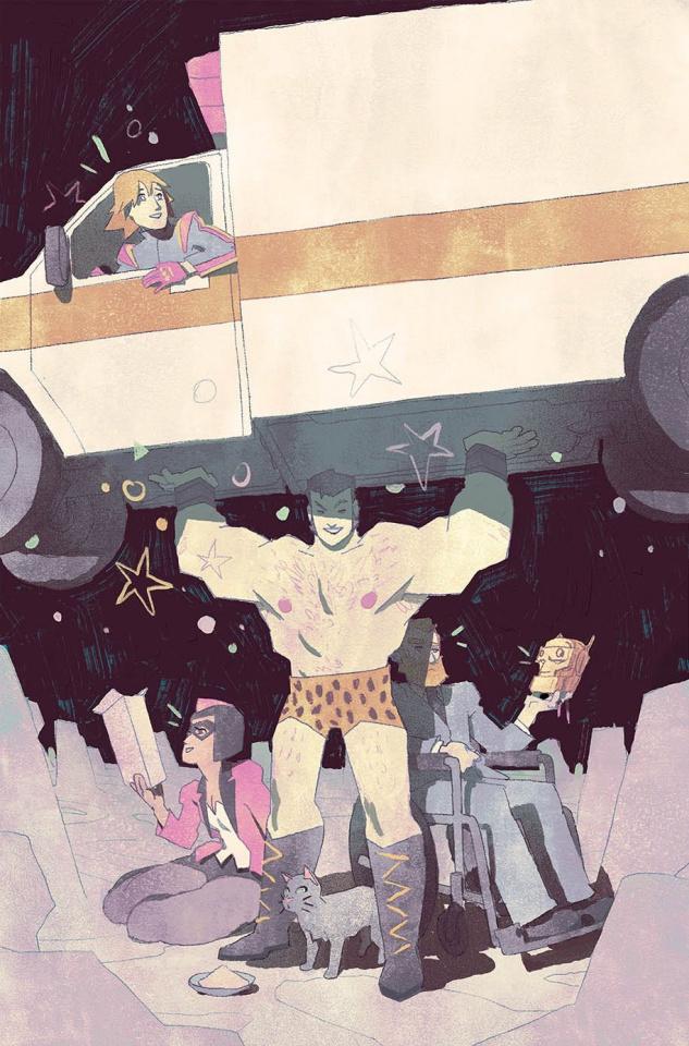 Doom Patrol #10 (Variant Cover)