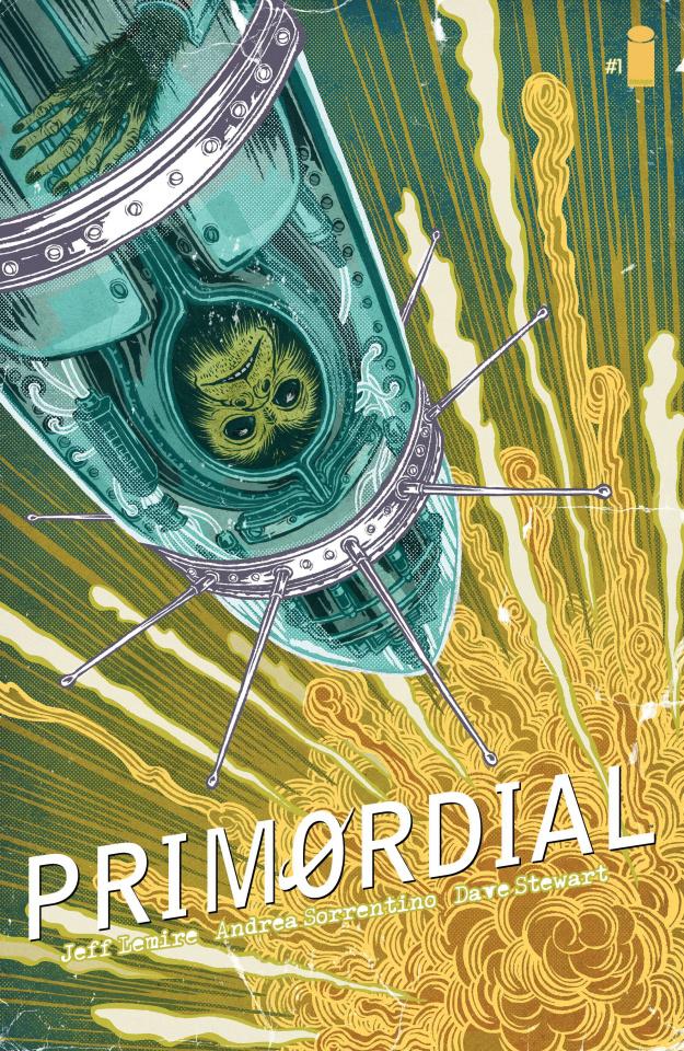 Primordial #1 (Shimizu Cover)