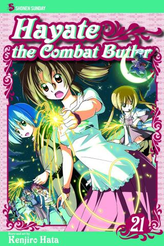 Hayate: The Combat Butler Vol. 21