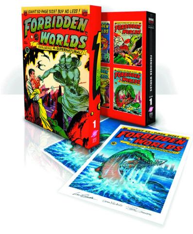 Forbidden Worlds Vol. 1