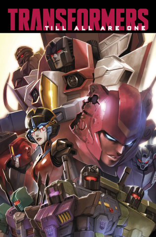 The Transformers: Till All Are One Vol. 1