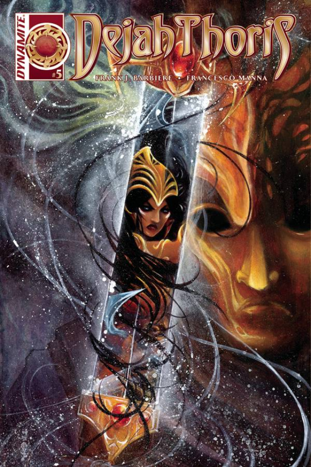 Dejah Thoris #5 (Nen Cover)