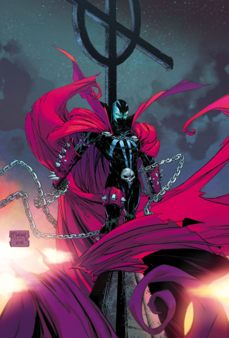 Spawn #286 (Wilson Cover)