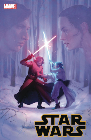Star Wars #74 (Voss Greatest Moments Cover)