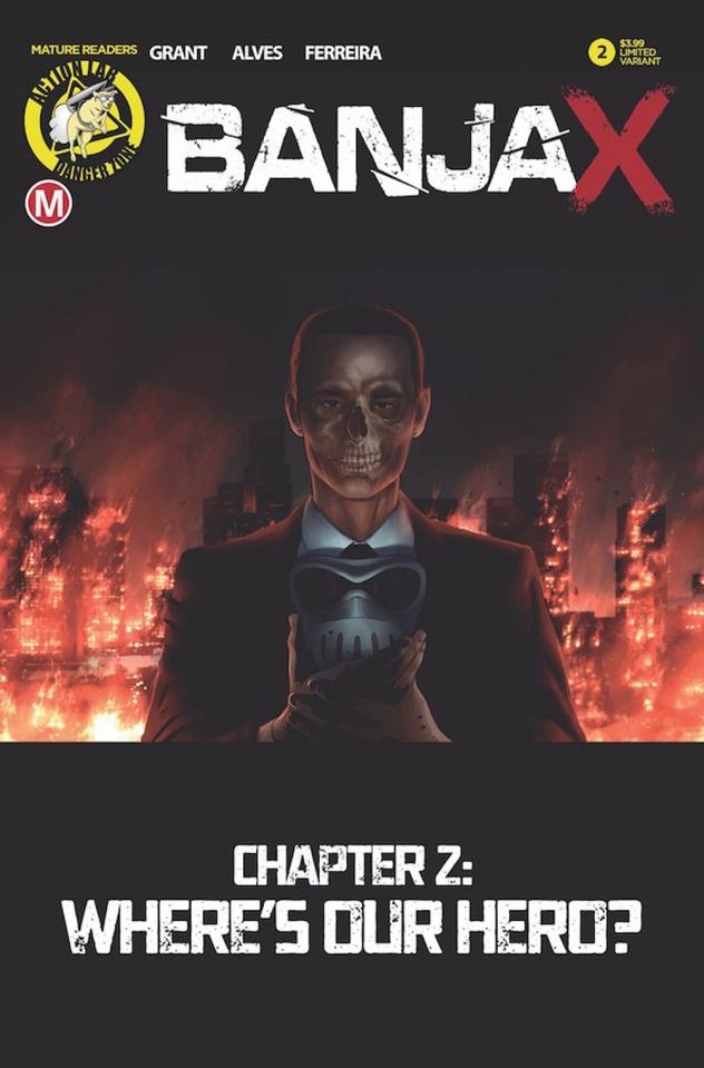 BanjaX #2 (Alves Cover)