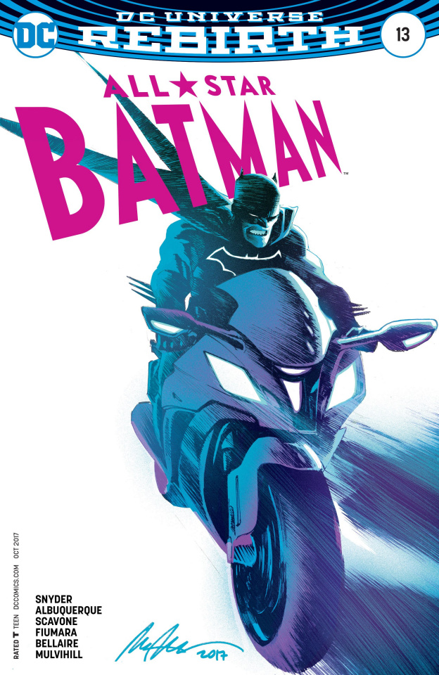 All-Star Batman #13 (Albuquerque Cover)