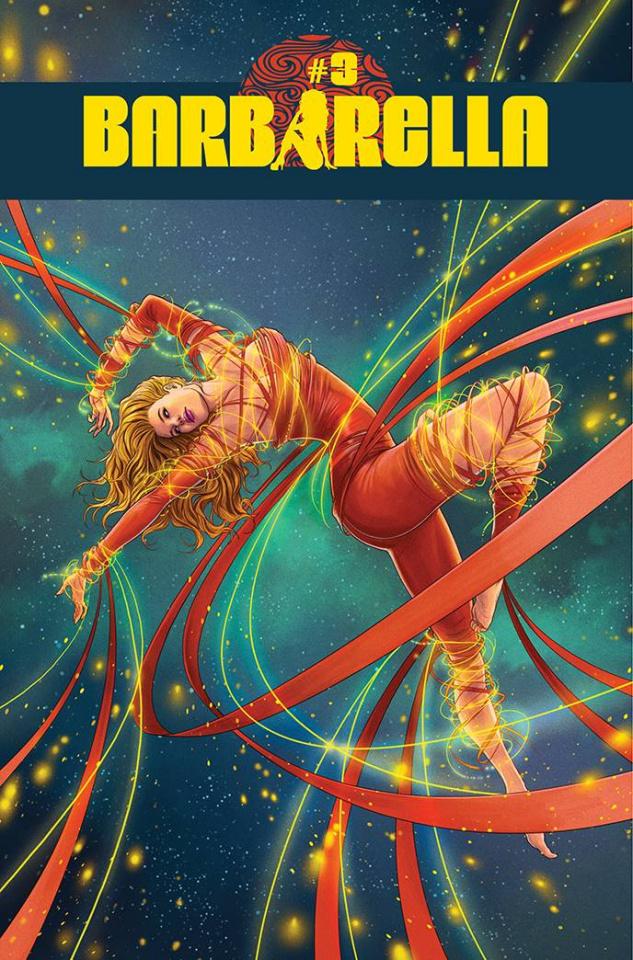 Barbarella #3 (Bonus Musabekov Cover)