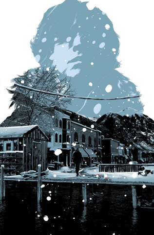 Snow Blind #1 (20 Copy Taylor Cover)