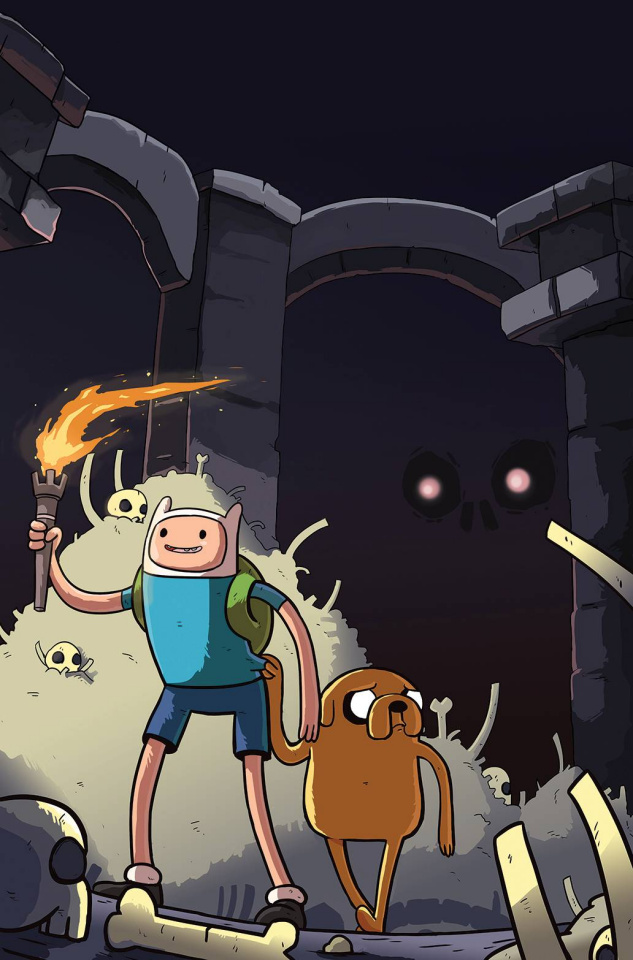 Adventure Time Vol. 7: The Four Castles