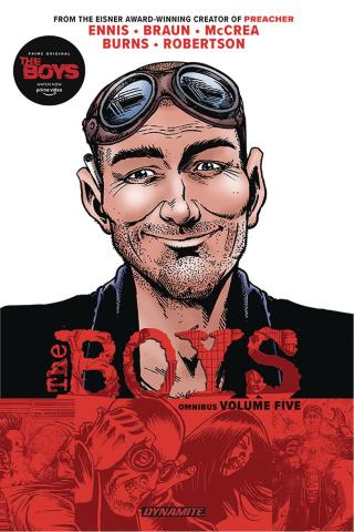 The Boys Vol. 5 (Robertson Signed Omnibus)