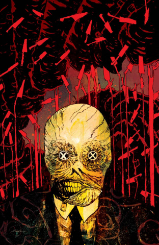 Nightbreed #8 (10 Copy Mitten Cover)