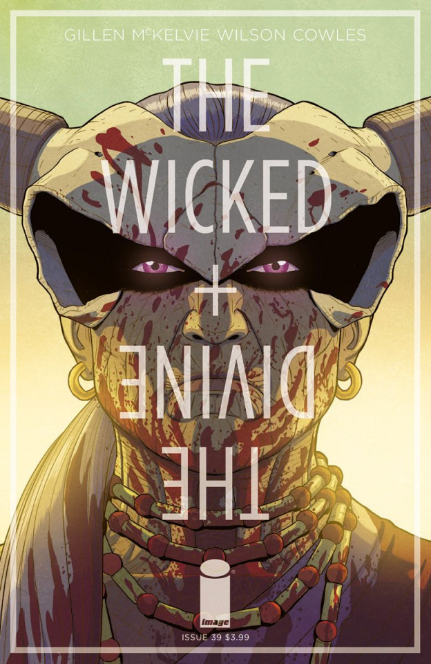 The Wicked + The Divine #39 (McKelvie & Cunniffe Cover)