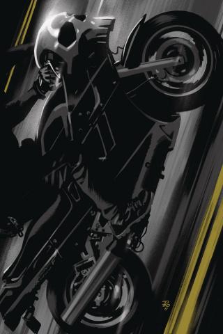 Skulldigger + Skeleton Boy #5 (Zonjic Cover)
