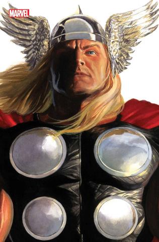 Thor #8 (Alex Ross Thor Timeless Cover)
