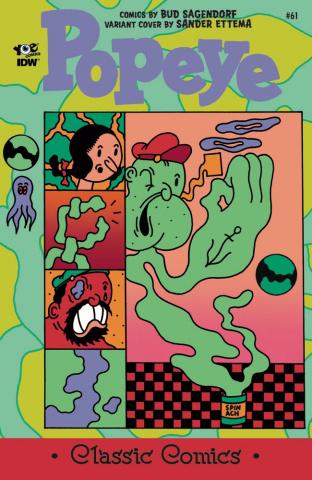 Popeye Classics #61 (10 Copy Cover)