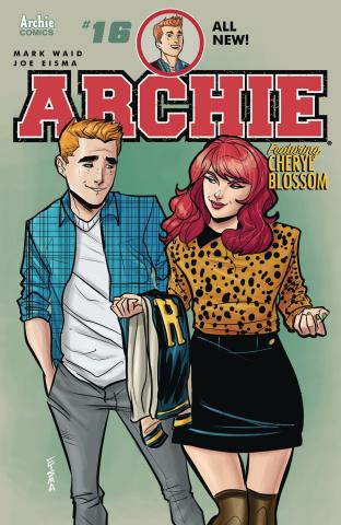 Archie #16 (Joe Eisma Cover)