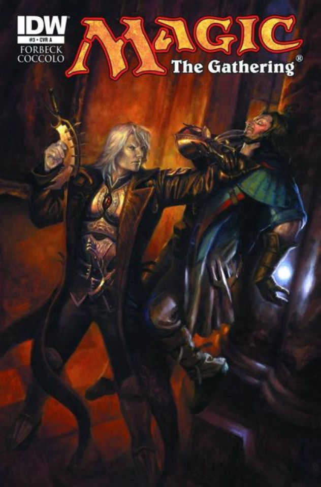 Magic the Gathering: Spell Thief #3