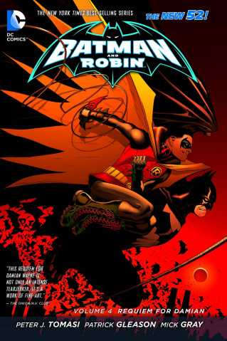 Batman and Robin Vol. 4: Requiem For Damian