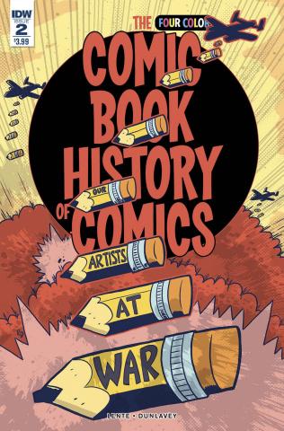 The Comic Book History of Comics #2
