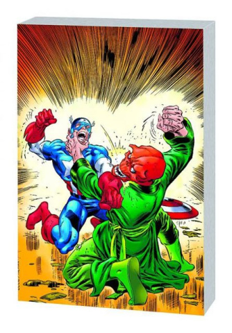 Captain America: The Death of the Red Skull