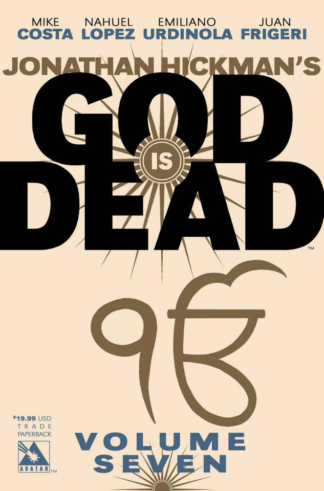 God Is Dead Vol. 7