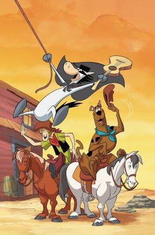 Scooby Doo Team-Up #23