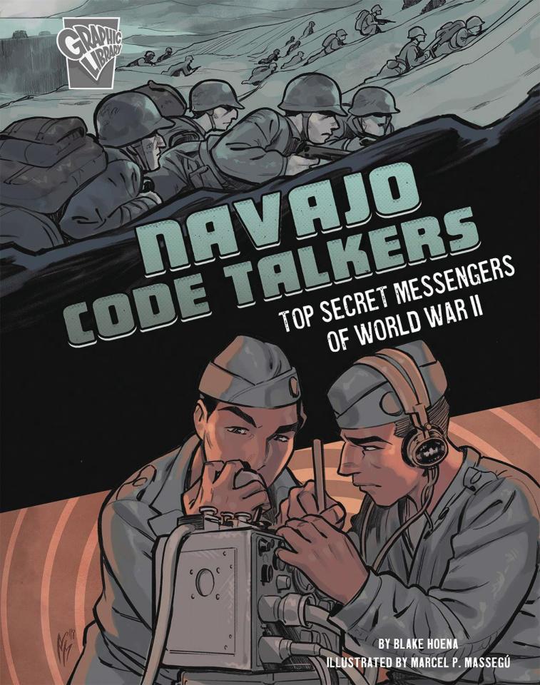 Amazing World War II Stories: Navajo Code Talkers