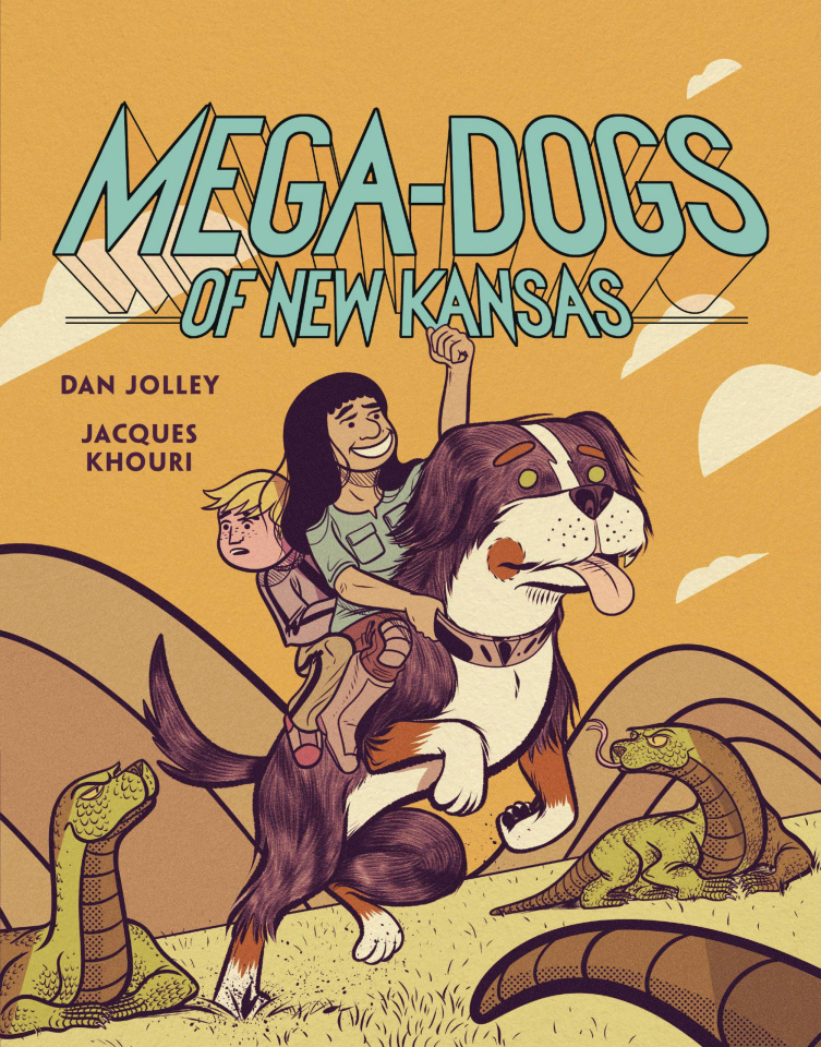 Mega-Dogs of New Kansas Vol. 1