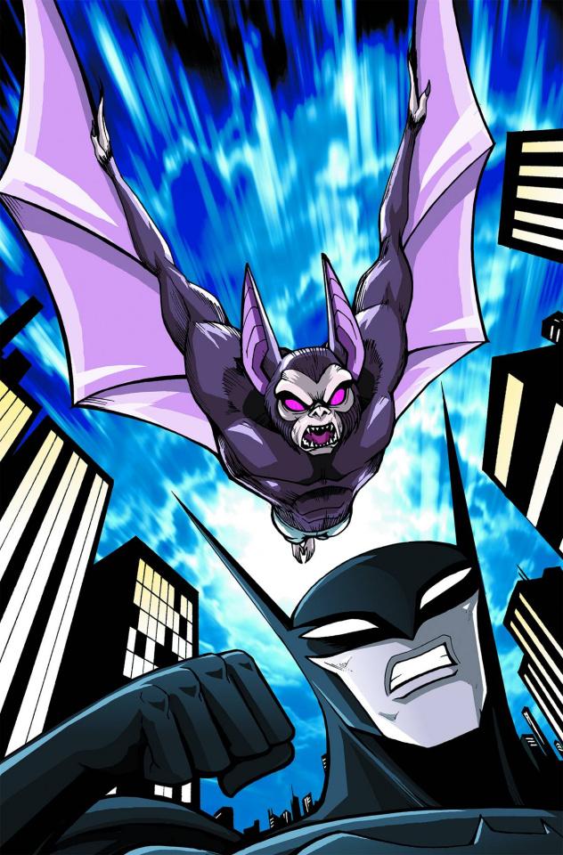 Beware the Batman! #4