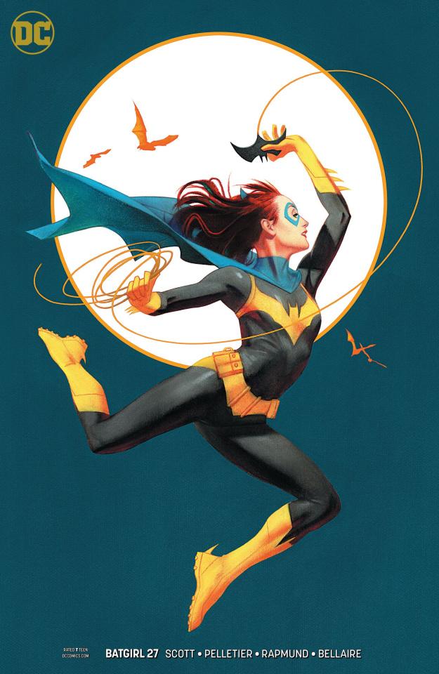 Batgirl #27 (Variant Cover)
