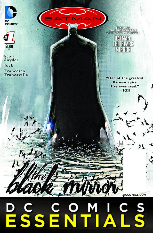 Batman Essentials: The Black Mirror #1