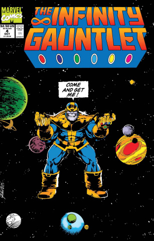 Avengers: Thanos vs. the Marvel Universe #1 (True Believers)