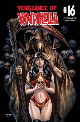 Vengeance of Vampirella #16 (Sta. Maria Bonus Cover)