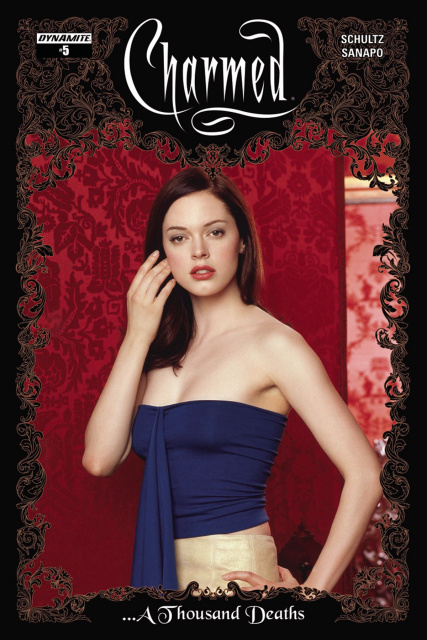 Charmed #5 (Photo Cover)
