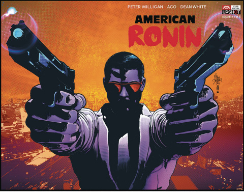 American Ronin #1 (Deodato Jr Cover)