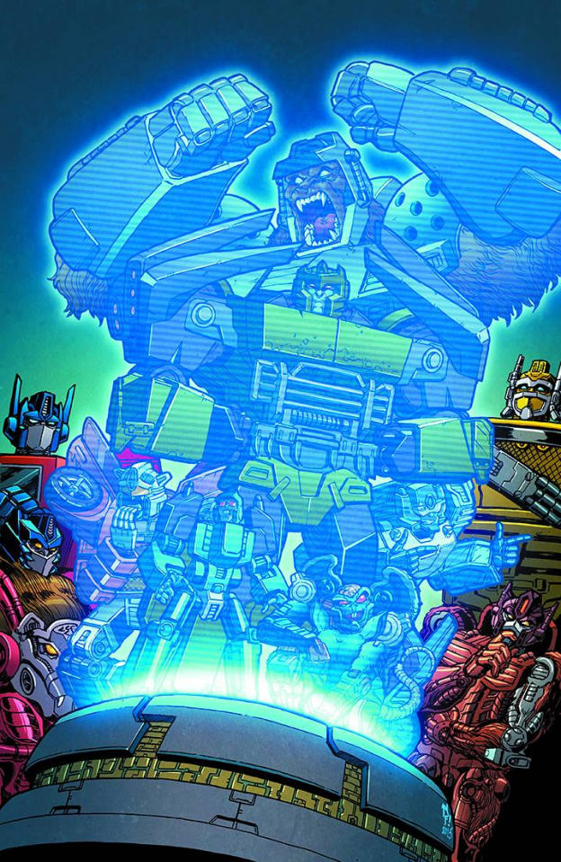 The Transformers: Timelines #11 (Cybertron's Most Wanted)