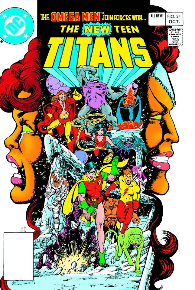 The New Teen Titans Vol. 4