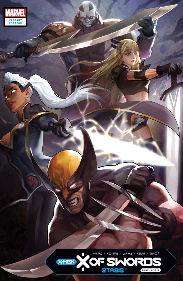 X of Swords: Stasis #1 (Coax Cover)
