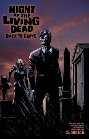 Night of the Living Dead #1 (Grave Collector Box Set)
