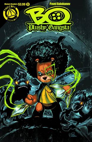 Bo: Plushy Gangsta #3