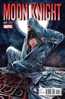 Moon Knight #1 (Rudy Cover)