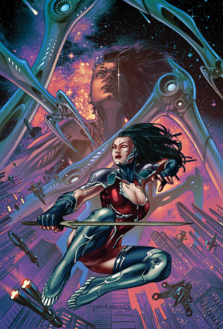 Grimm Fairy Tales #54 (Barrionuevo Cover)