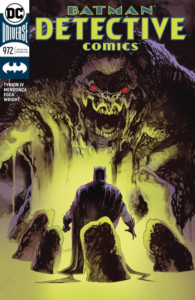 Detective Comics #972 (Variant Cover)