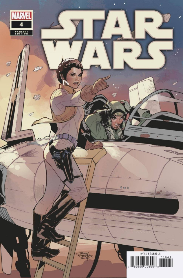 Star Wars #10 (Dodson Cover)