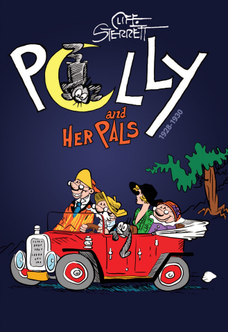 Polly and Her Pals: The Complete Sunday Comics Vol. 2: 1928-1930